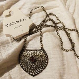 Hannah Accessories - Hannah Necklace